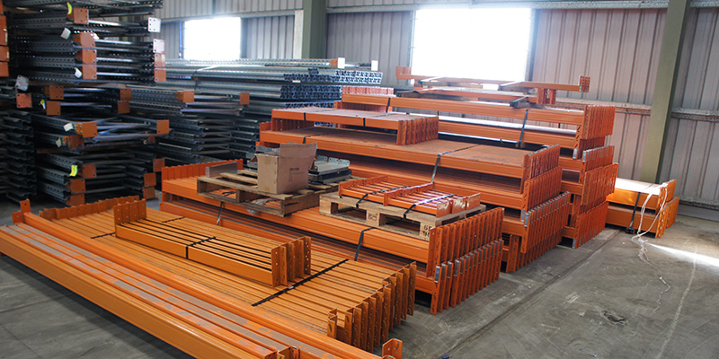 Your unused pallet racking has value – IF you manage it!