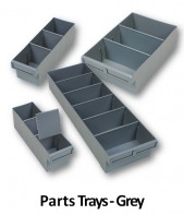 Parts Trays - Grey