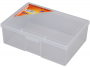 1H-032 - 5 Compt Clear Storage Box