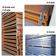 Dexion and Colby Beams and Frames Grades