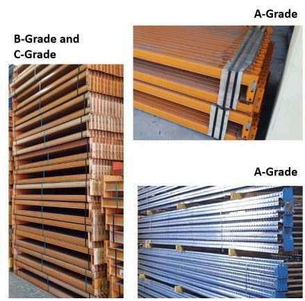 Dexion and Colby Beam, Frame Grades 2